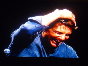 Tom Cruise crushing raw eggs on his head after losing a bet to Jimmy Fallon!