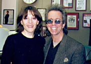 "Jeffrey and Marianne Williamson on The Joey Reynolds Show- WOR Radio, 710 AM, 11/8/02 - where she kicked off the book tour, for her newest book ""Everyday Grace."""